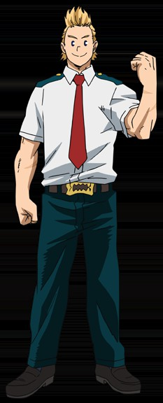 Top 15 Hottest Male Characters in My Hero Academia