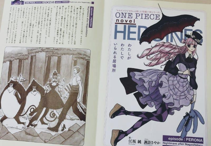 One Piece Magazine Volume 11