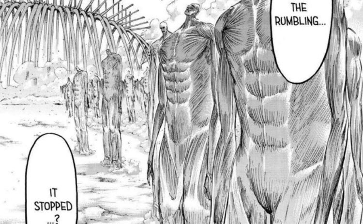 Attack on titan chapter 138 spoilers