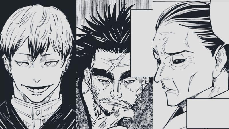 Strongest Sorcerers in Jujutsu Kaisen