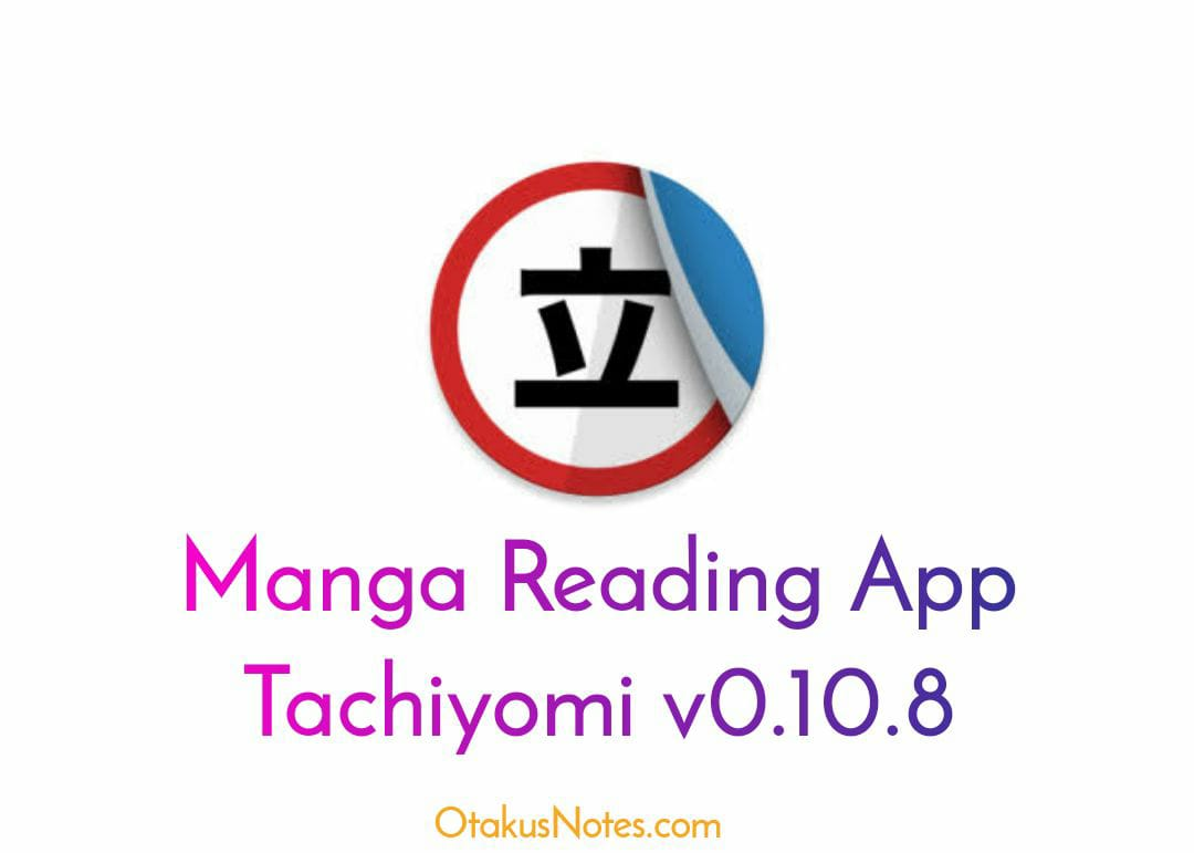 Tachiyomi v0.10.8