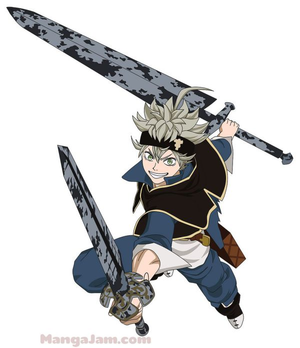 Top 15 Most Handsome Male Characters in Black Clover