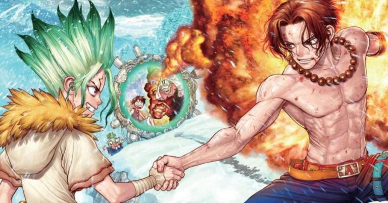One piece boichi ace spin-off