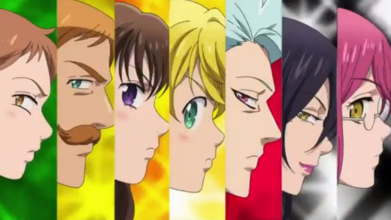 Most Powerful Members of Seven Deadly Sins Ranked