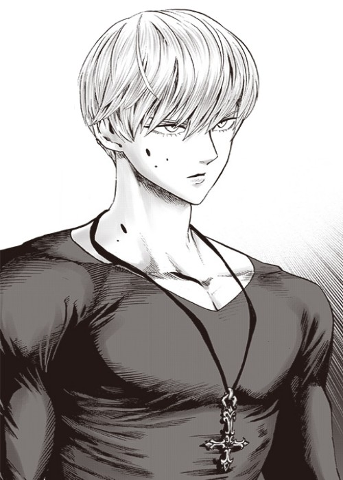 Top 10 Most Handsome Male Characters in One Punch Man