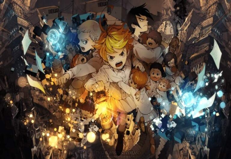 The Promised Neverland's Author Kaiu Shirai recommends Me & Robocco serie
