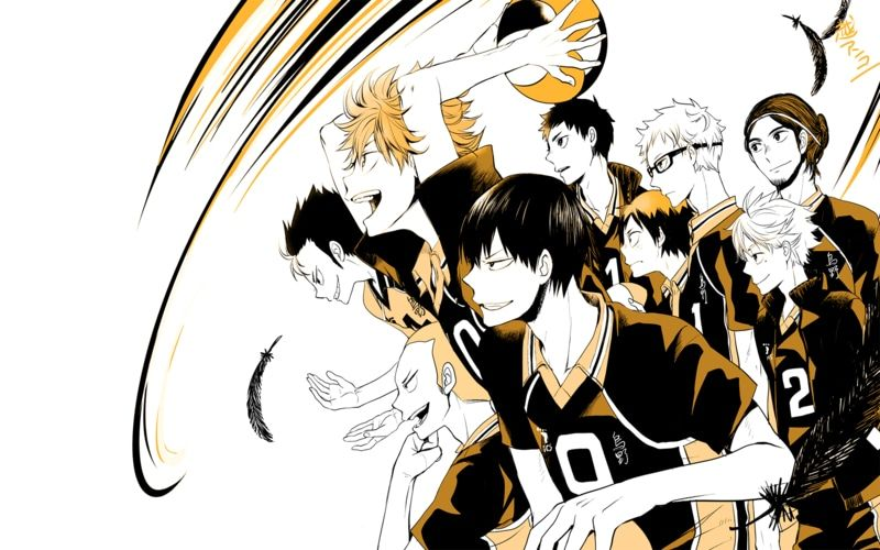 Best Players in Haikyuu