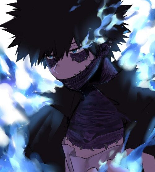 Quirk Abilities & Power of Dabi
