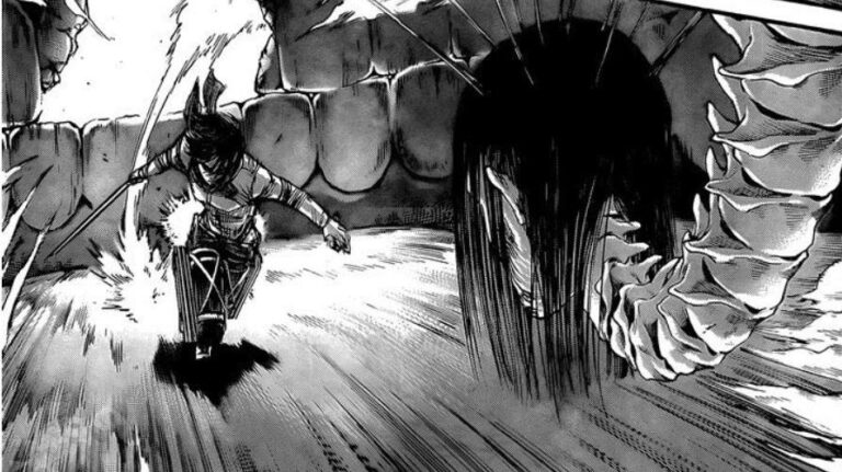 Attack on Titan Chapter 139 Spoilers
