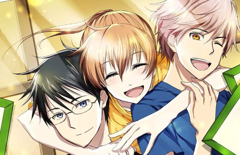 Top 6 Love Triangle anime