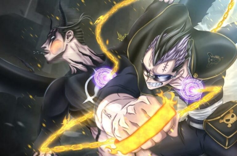 Black Clover Chapter 293 Spoilers