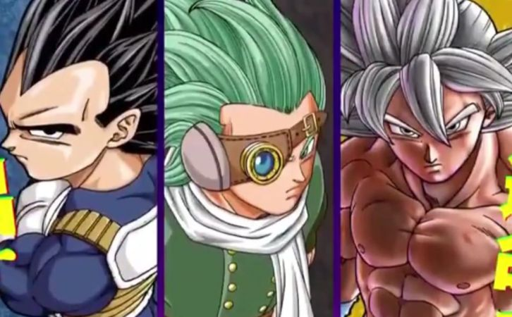 Top 15 Hottest Male Characters in Dragon Ball Super