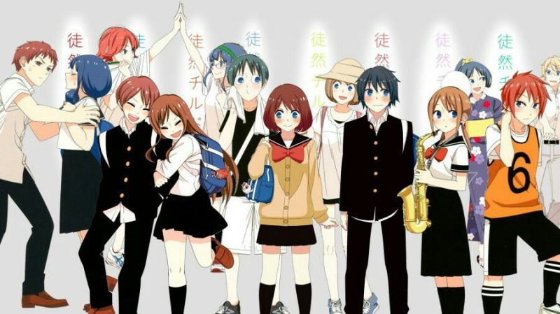 Top 15 Best Love Anime to Watch With Your Girlfriend/ Boyfriend