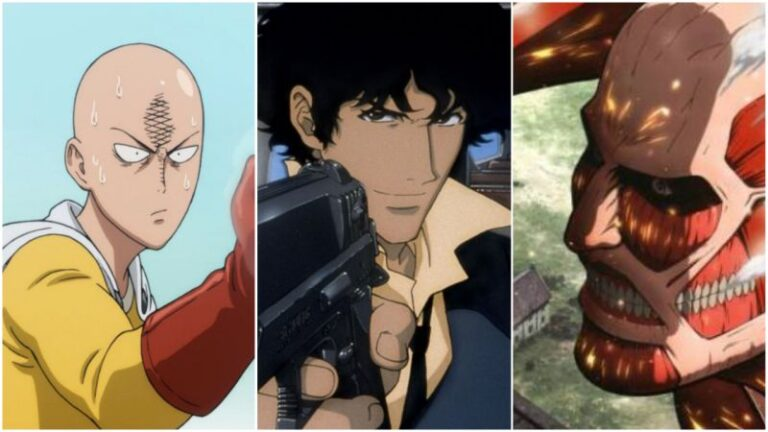 Top 20 Best Anime for Beginners
