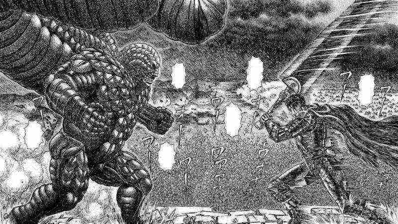 best manga like berserk