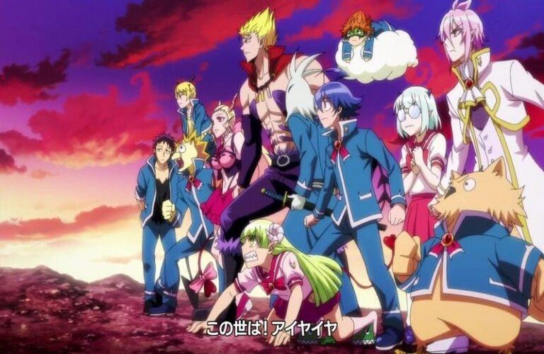 Top 20 Strongest Characters in Welcome to Demon School! Iruma-kun