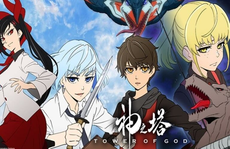 Top 20 Most Powerful Characters in Tower of God