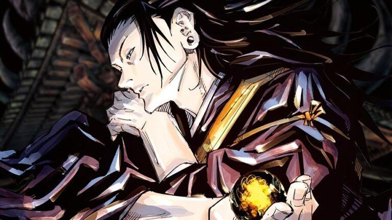 Power of Suguru Geto in Jujutsu Kaisen