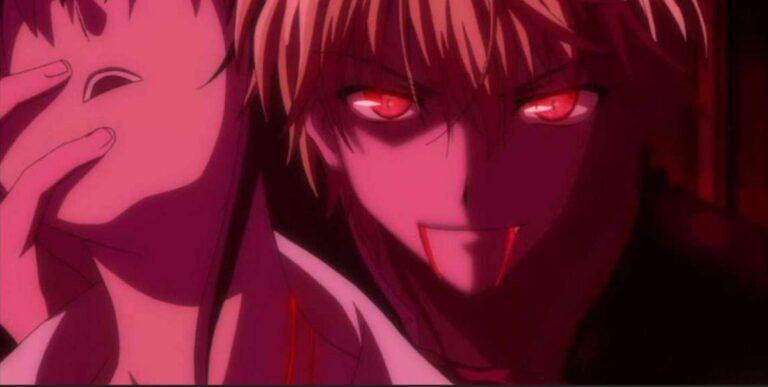 Top 5 Best Vampire Anime on Netflix