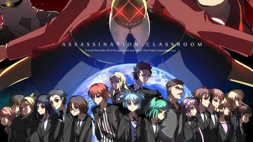 Where to Watch Assassination Classroom ? Watch Order Guide