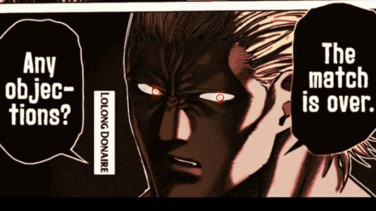 Kengan Omega Chapter 109 Spoilers