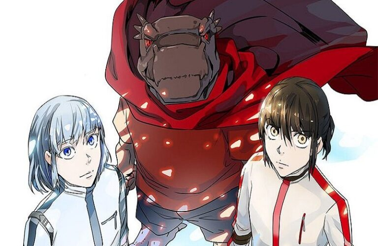 Tower of God Chapter 489 Raw Scans & Spoilers
