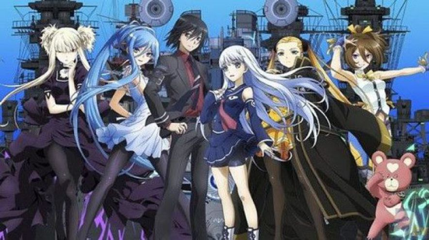 Where to Watch Arpeggio of Blue Steel Anime? Watch Order Guide