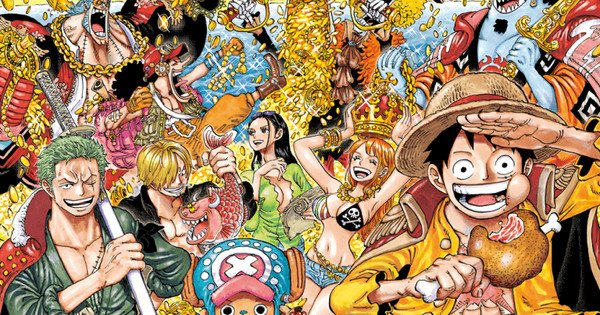 One Piece Global Popularity Poll 2021
