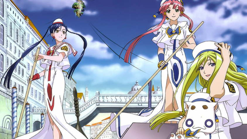 Where to Watch Aria Anime? Watch Order Guide