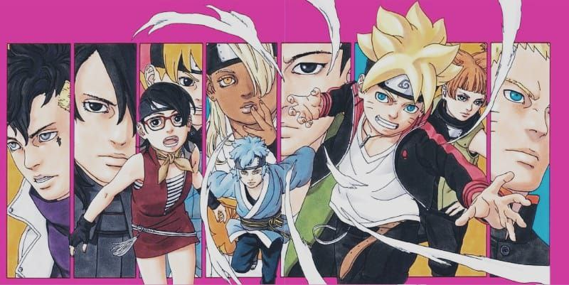 Boruto: Naruto Next Generations Chapter 59 Spoilers & Release Date