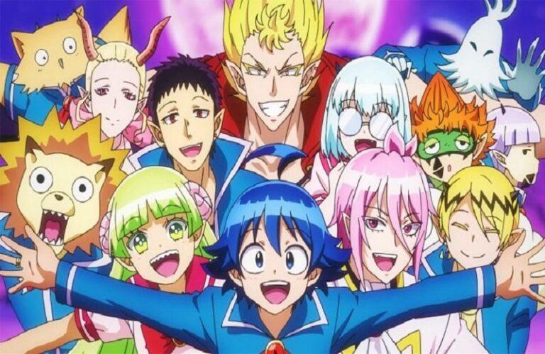 Welcome to Demon School! Iruma-kun Chapter 203 Spoilers and Release Date
