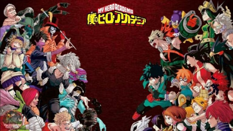 Where to Watch My Hero Academia Anime? Watch Order Guide