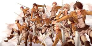 20+ Best Attack on Titan Pick up Lines