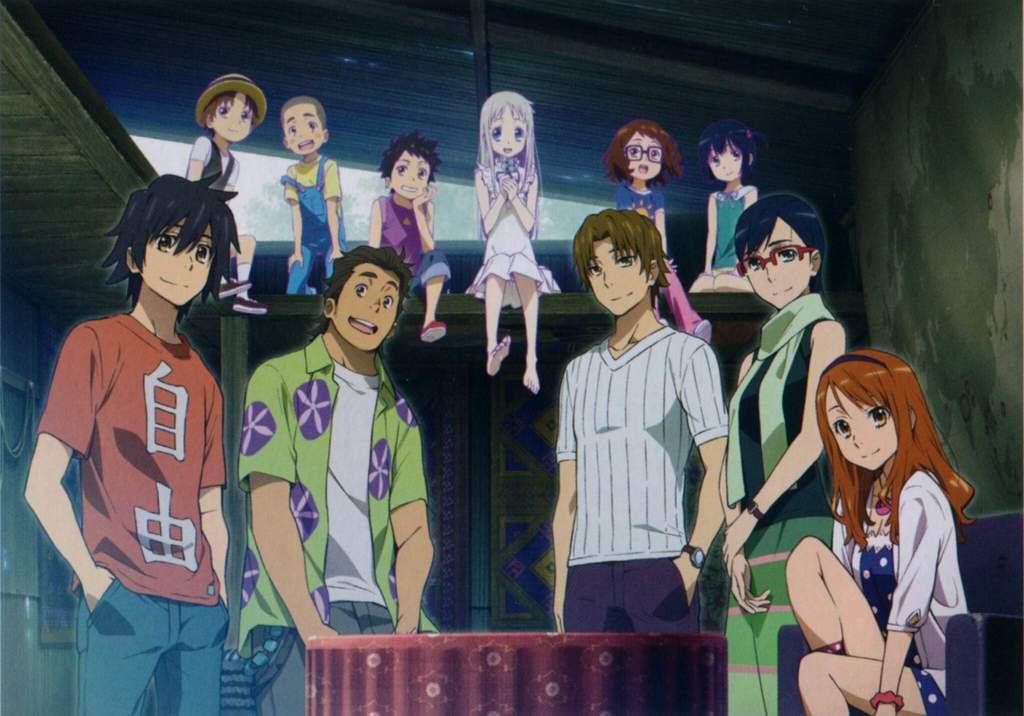 Anohana Anime Watch Order Guide