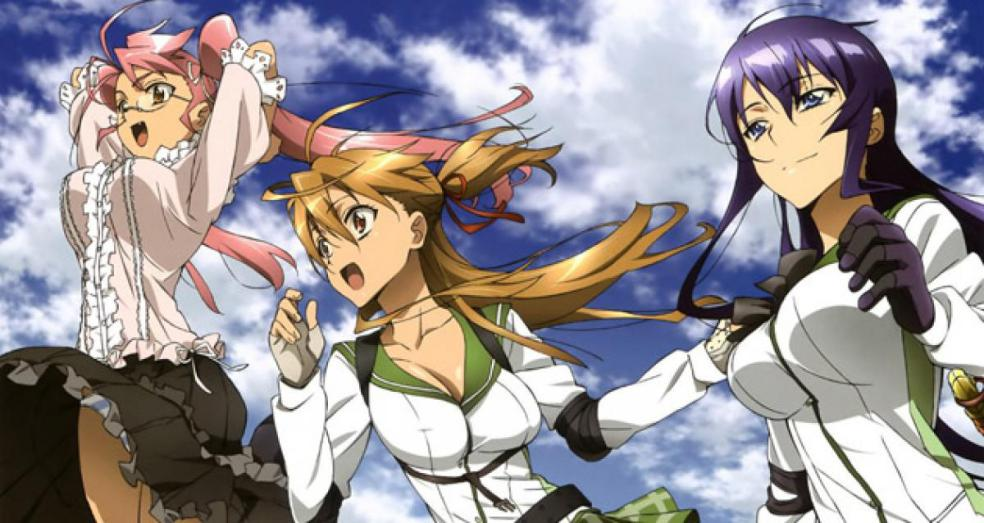 Highschool of the Dead Anime Watch Order Guide