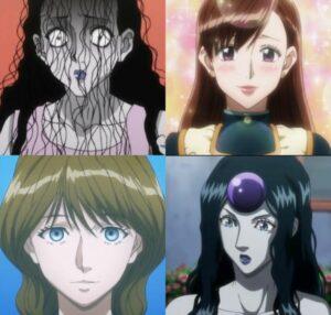Hottest Hunter x Hunter Female Character