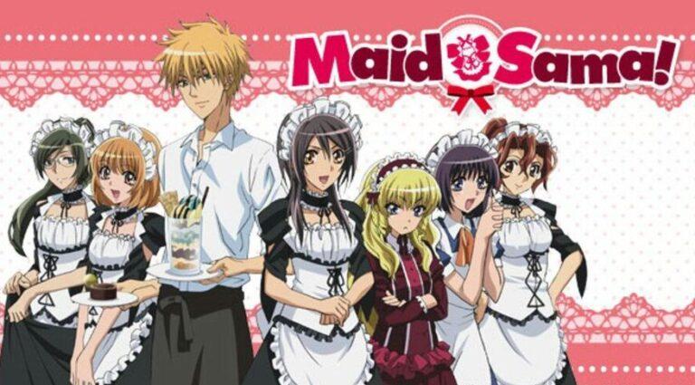Kaichou wa Maid-sama Watch Order Guide