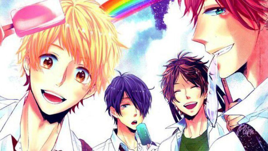 Rainbow Days Watch Order