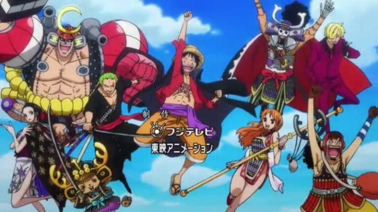 One Piece Chapter 1017 Spoilers and Delayed Release Date