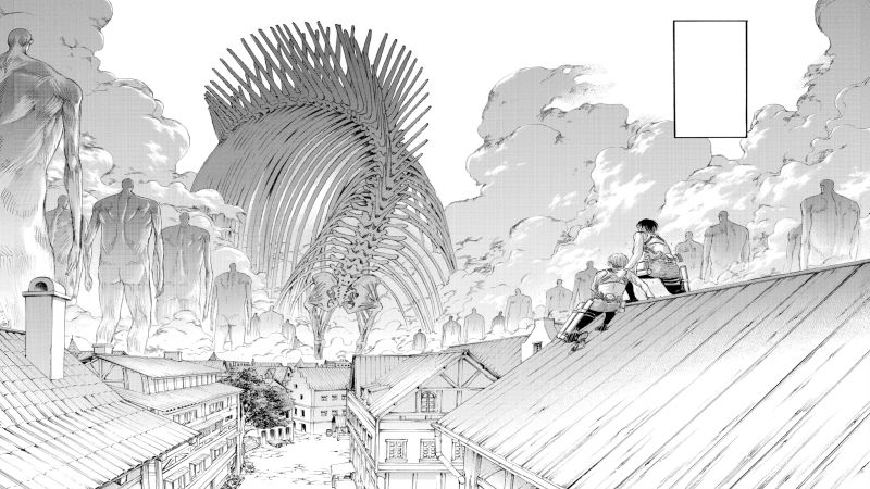 Power of the Founding Titan (AoT) in Attack On Titan