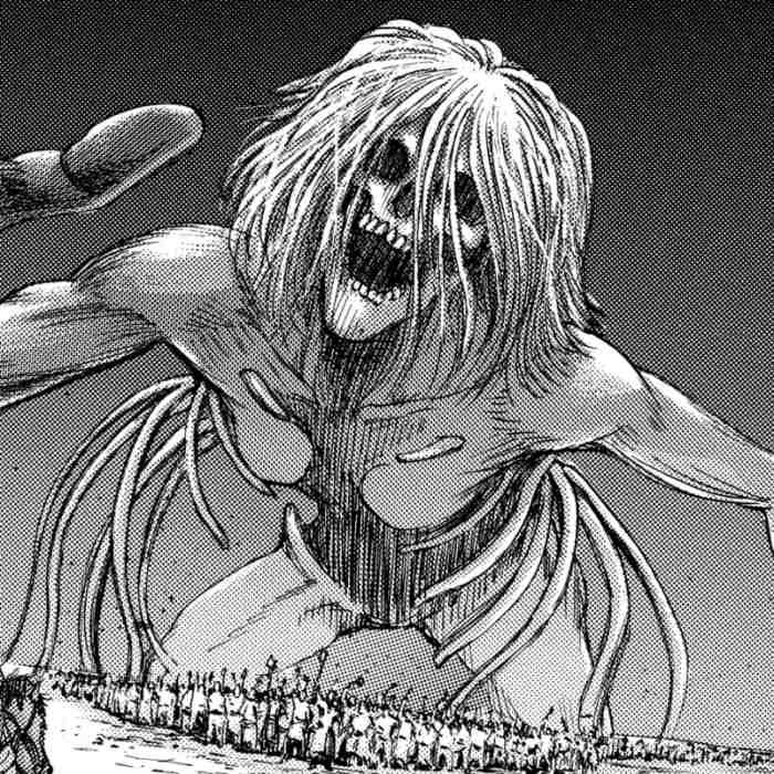 Kekuatan Founding Titan (AoT) di Attack On Titan
