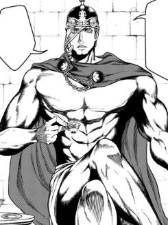 Ares (Record of Ragnarok)