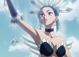 Top 10 Hottest HunterxHunter Female Characters Ranked