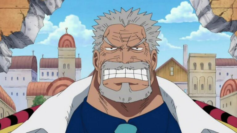 Top 10 Most Powerful One Piece Old Man Characters Ranked