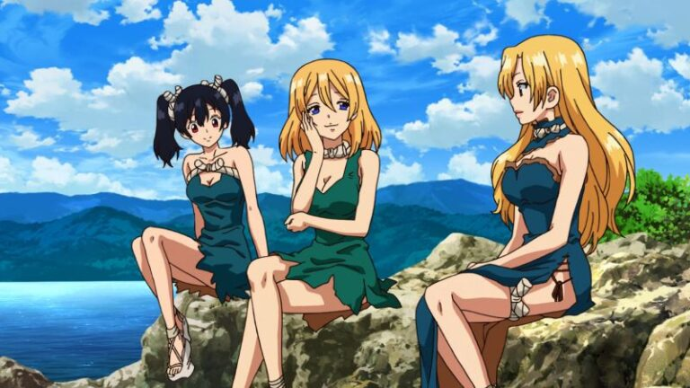 Dr. Stone: Hottest Female Characters
