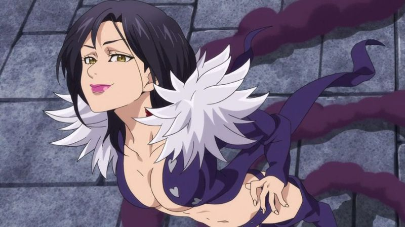 Top 15 Most Beautiful Seven Deadly Sins Girls Ranked