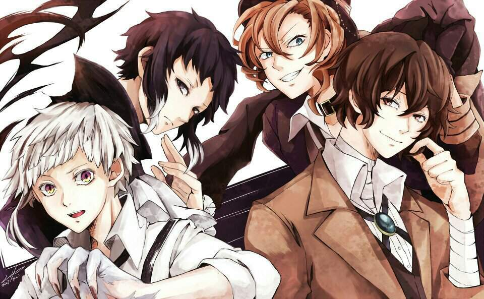 Top 15 Most Powerful Bungou Stray Dogs Characters Ranked