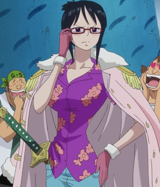 Top 15 Sexiest One Piece Characters (Female)