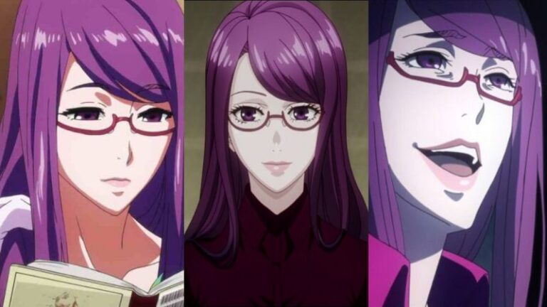Top 15 Sexiest Tokyo Ghoul Female Characters Ranked