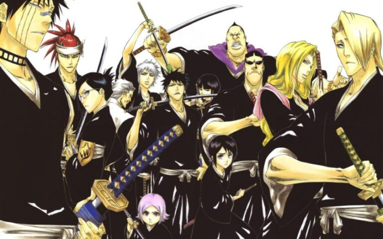Top 20 Most Powerful Characters in Bleachnn